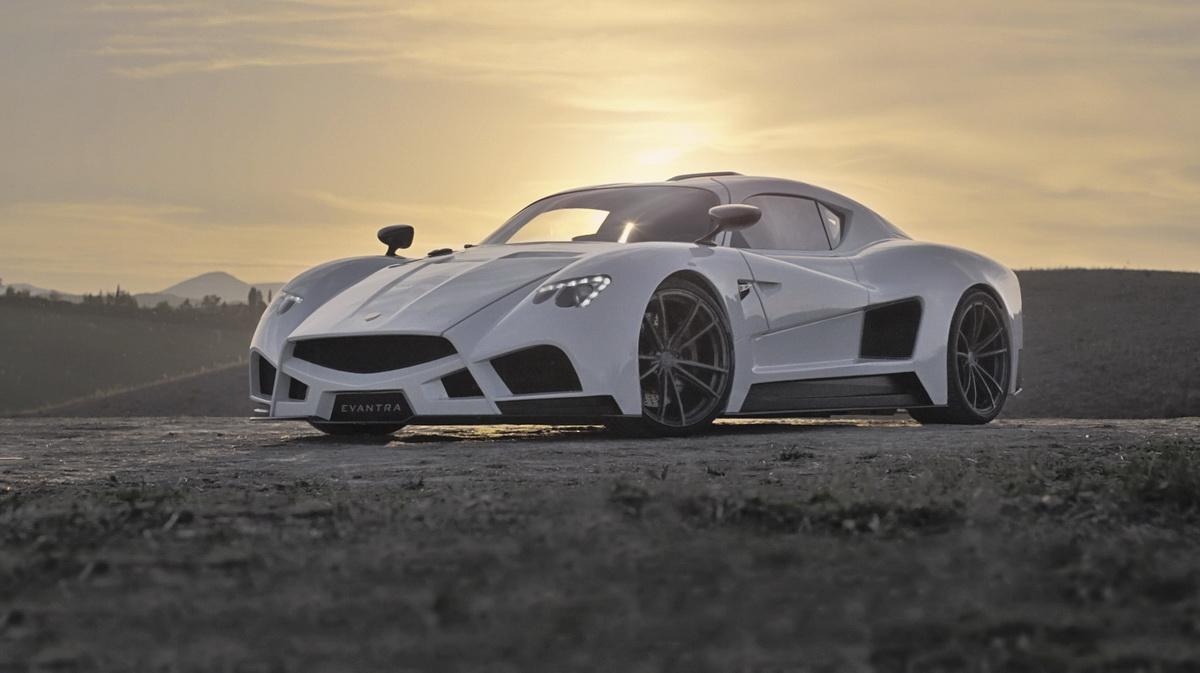 Mazzanti Luxury Italian Cars
